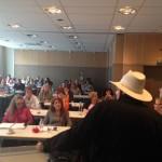 Jim Humble (MMS) auf dem MMS-Workshop Spezial nach dem Spirit of Health 2014 Kongress in Hannover