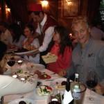 Dr. Andreas Kalcker im Restaurant Sultan Palace nach dem Spirit of Health 2014 Kongress in Hannover