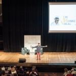 Ali Erhan (MMS-Seminar.com) auf dem Spirit of Health 2014 Kongress in Hannover