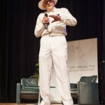 Jim Humble (MMS) auf dem Spirit of Health 2014 Kongress in Hannover