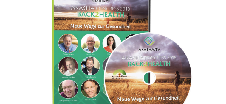Endlich! AKASHA-DVD 2018 erhältlich