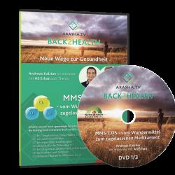 Neue MMS/CDS-DVD mit Andreas Kalcker erhältlich