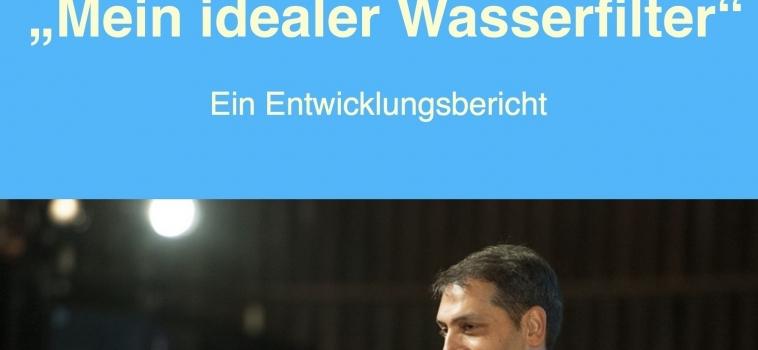 """Neues E-book """"Mein idealer Wasserfilter"""""""